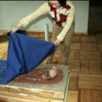 Muzeja eksponātu iepakošana un pārvietošana