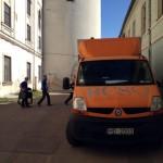 Muzeja pārvietošana
