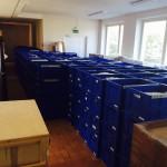 Pārvietošanas kastes